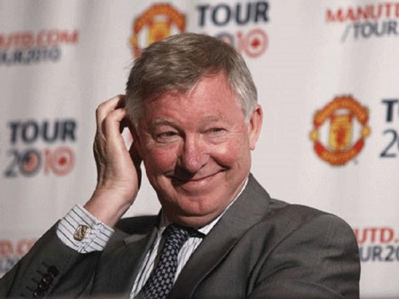 """Ferguson được cấp 95 triệu bảng để """"shopping"""""""