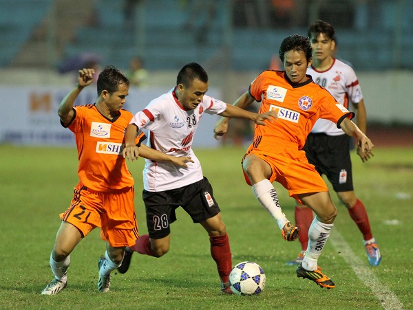Hà Nội gặp Đà Nẵng trận cầu tâm điểm của vòng 5 V.League 2018