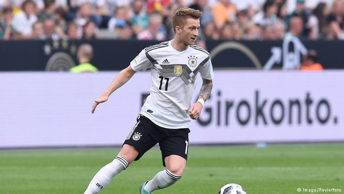Top 5 cầu thủ của tuyển Đức hay nhất trận đấu với Thụy Điển