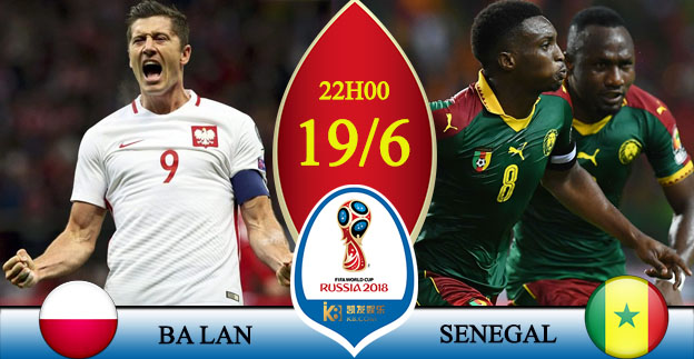 Soi kèo World Cup Ba Lan vs Senegal, 22h00 ngày 19/06 1