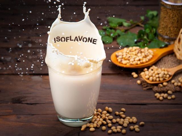 Uống sữa đậu nành không ảnh hưởng đến giới tính thai nhi