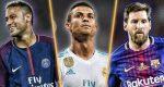 Gương mặt cầu thủ bóng đá giỏi nhất Thế giới