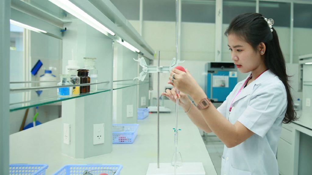 Sinh viên sẽ được học những những kiến thức khoa học cơ bản