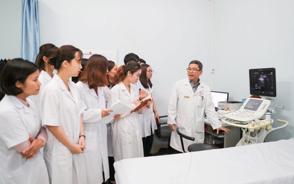 Y đa khoa là ngành học đào tạo những bác sĩ đa khoa
